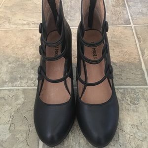 Miz Mooz Black Shoes